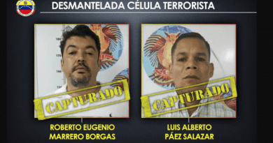 """Armed Terrorist Cell"": Venezuela's Interior Minister Confirms Arrest of Guaido's Aide"