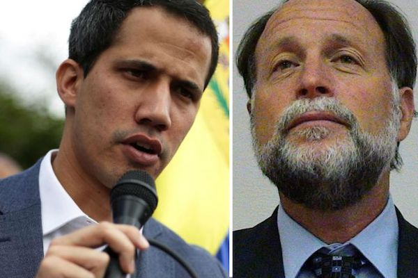 China Denies Access to Guaido's Representative for IADB Meeting