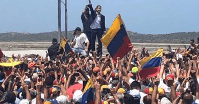 Guaido Back to Maduro's Dictatorship