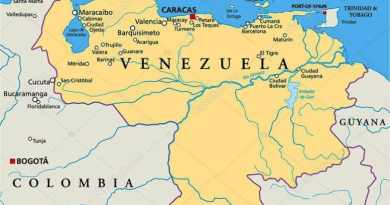 What we Found in Going to the Venezuela-Colombia Border
