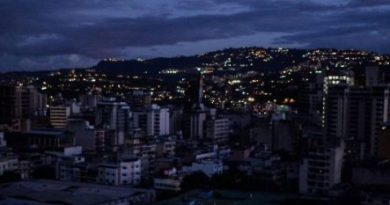 Venezuela Under Attack: 7 Notes on the Electric Shock