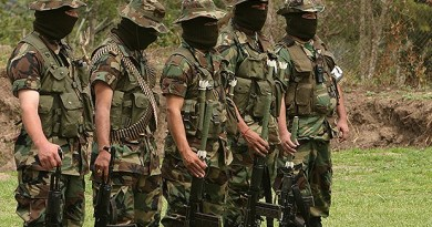 Law Enforcement Defectors: Cannon Fodder in Coup's New Stage