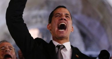 John Bolton Defends Monroe Doctrine as Juan Guaido Lobs New Threats at Venezuela Gov't