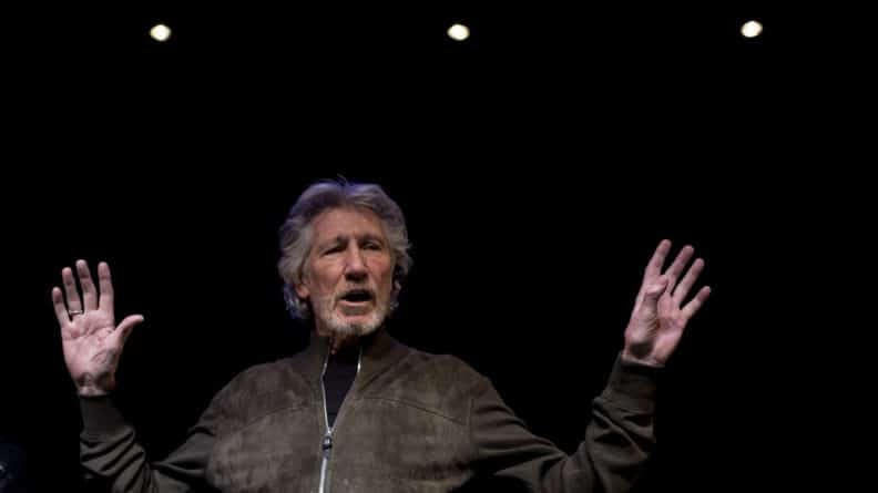 'Stop the Evil Empire': Roger Waters Says 'the Coup' in Venezuela has Failed (VIDEO)