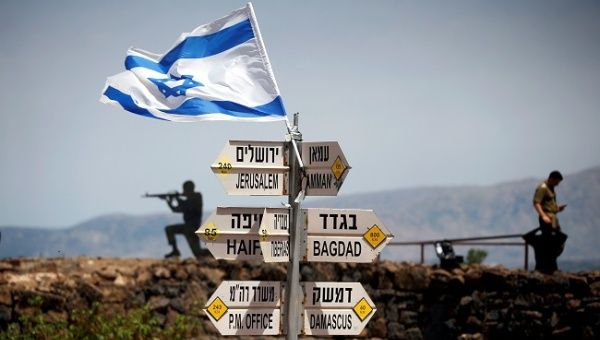 """""""Golan Status Not Changed"""", UN Chief Says in Rebuke to Trump's Move"""