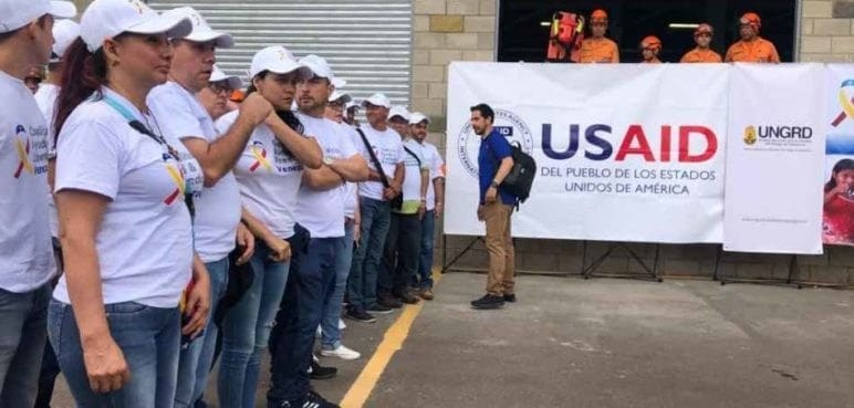 The US Humanitarian Aid Ploy to Venezuela Explained  (Video Interview)