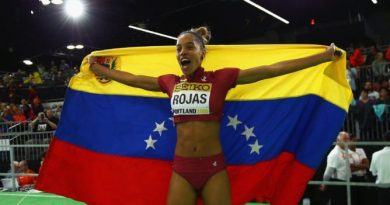 Yulimar Rojas: First Venezuelan to Qualify for Tokyo 2020 Olympics