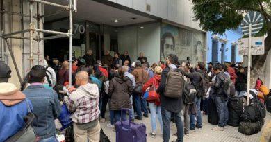 Another 90 Venezuelans Return Home from Buenos Aires (Vuelta a la Patria Program)