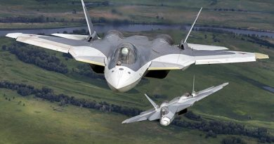 Goodbye, Patriot and F-35! Turkey Receives Russian S-400 and Su-57 With Open Arms