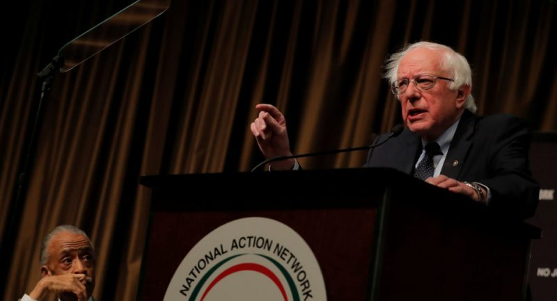 "Bernie Sanders Labels Netanyahu's Government as ""Racist"""