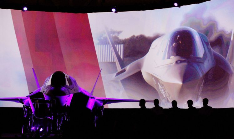 The F-35 Fighter Jet Will Cost $1.5 Trillion. It's Time for New Priorities