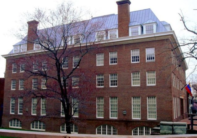Activists Protect DC Venezuelan Embassy from US-supported Coup