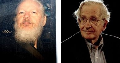 Chomsky: Assange and Lula the Same Case to Silence Their Voices