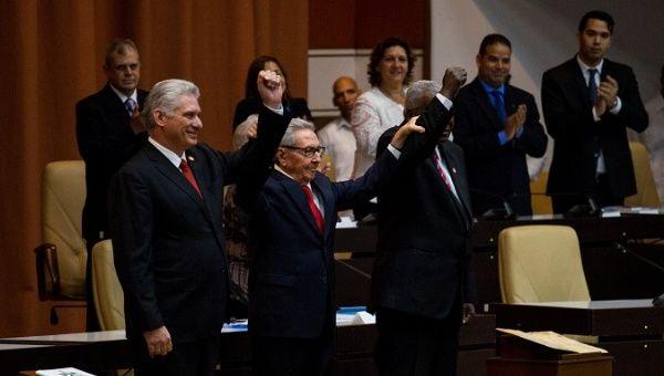 Cuba's Diaz-Canel Blames 'Imperialist' Trump for Worsening US-Cuba Ties