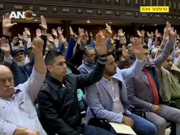 ANC Lifts Parliamentary Immunity From 7 Deputies for Participating in Failed Coup (+ Video)
