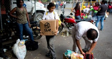 US Economic War on Venezuela Targets CLAP Food Program Relied on by Millions
