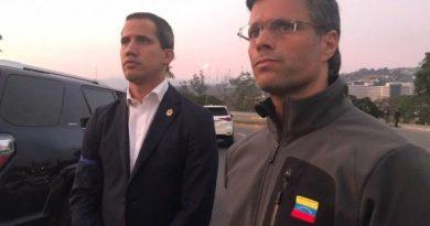 Spain Recognizes that Leopoldo López Can Not Request Asylum