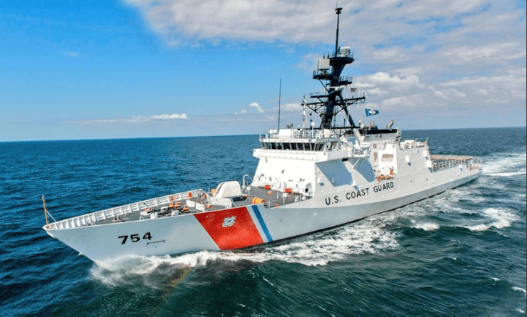 Here are the Exact Coordinates of the US Ship that Just Violated Venezuela's Territory (Images)