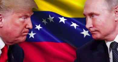 "Trump: ""Putin is Not Thinking of Intervening in Venezuela and I Feel the Same Way"""