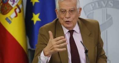 Spanish Chancellor says USlike a Cowboy in Venezuela