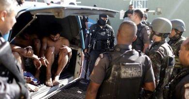 Brazil's Military Police Kills 434 in Rio de Janeiro in 2019