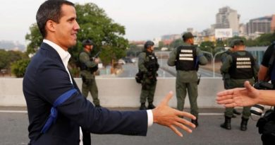International Media Claim Everything is Against Guaidó