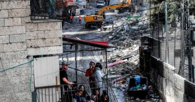 Israel Demolishes Record Number of Palestinian Homes in a Single Day