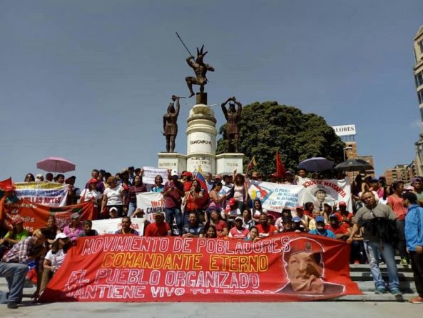 Settlers' Movement: The Problem Lies in Trying to Build the Bolivarian Project Without Questioning the Logic of Capital (Part II)