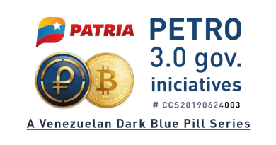 Patria + Petro, 3.0 Government Initiatives