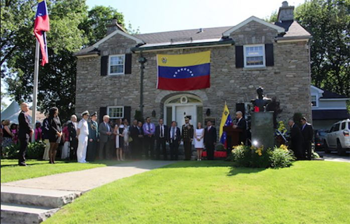 Venezuelan Consulates in Canada Temporarily Stop Providing Services (Communique)