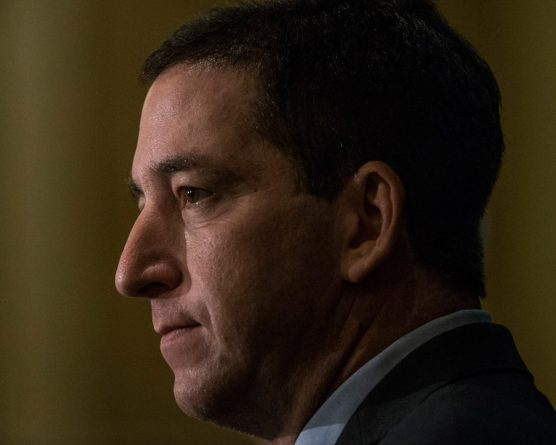 Solidarity With Glenn Greenwald