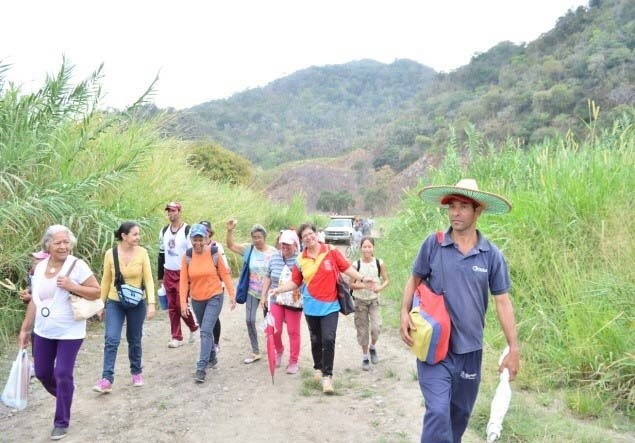 Mining in Cerro La Vieja: Capital Against  Human Rights of the People of Simón Planas