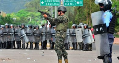 Honduras Erupts on Eve of 10th Anniversary of Coup