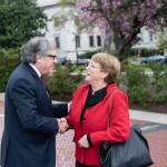 Bachelet and Almagro: Soulmates