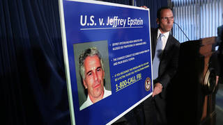 Fake Passport, 'Piles of Cash' & Diamonds: Should we Know you Better, Mr. Epstein?