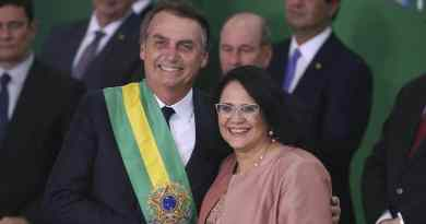Brazilian Minister for Women: Girls are Raped Because They don't Wear Underwear