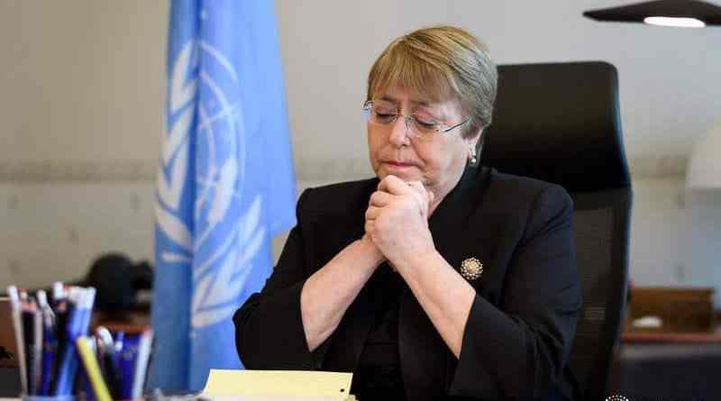 Bachelet's Report on Venezuela: Who has the Last Word?