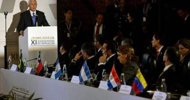 Lima Group Takes Out the Opposition and Includes China and Russia