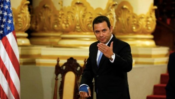 Guatemala Caves to US Pressure, Signs 3rd Country Agreement