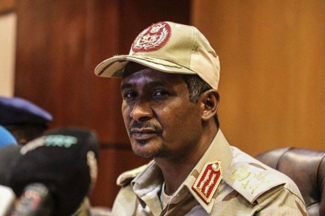"""Canadian Firm Inks $6M Deal to Push """"Political Aims"""" of Sudan's Military Regime"""