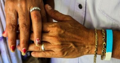 Cuba Witnesses Nation's First Transgender Marriage