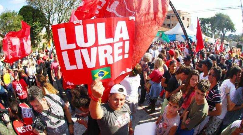 Brazil's Car Wash Investigation in the Mud: A Dirty War Against the Left