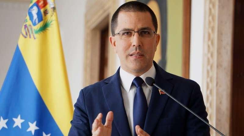 Chancellor Arreaza: The Only Assault on Venezuelan Democracy is that of Donald Trump's Supremacist Regime