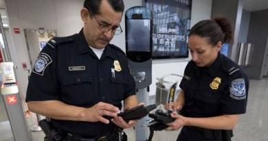 """""""You Don't Have Any Rights"""": CBP Agents Interrogate US Citizen and Seize his Phone after Attending Sao Paulo Forum in Venezuela"""