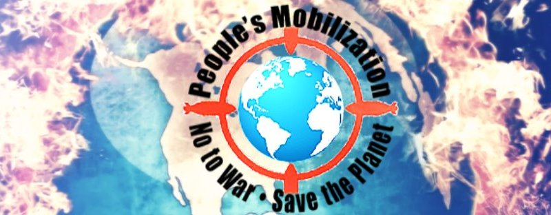 People's Mobilization to Stop US War Machine (Save the Date)