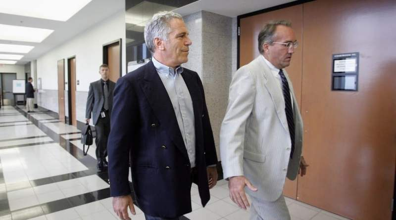 It Does not Take a Tin-foil hat to Smell a Rat in Epstein's 'Way too Convenient' Death