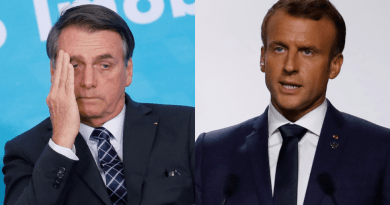 Bolsonaro & Macron Trade Insults as Amazon Burns (+Sexism)
