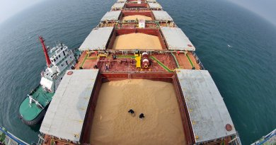 UPDATED: Venezuela Denounces Ship Retention with 25,000 tons of Soybeans in Panama Canal - US Blockade (+Evidence)