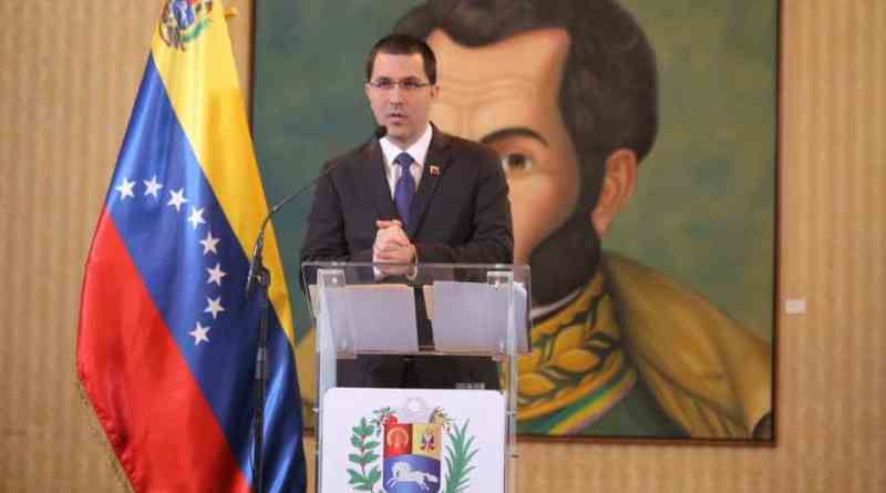 Chancellor Arreaza: Venezuela Prepared for the Blockade (+9 Ministers and 3 Deputy Ministers - Video)