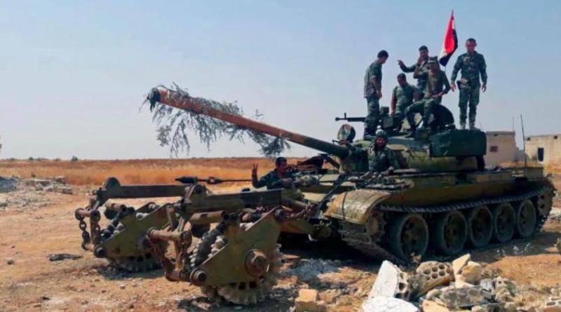 Syrian Army Within 1 km of Khan Sheikhoun After New Advance